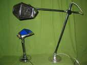 1 RARE GRANDE LAMPE PIROUETT DE DESSINATEUR époque art déco 235 Marseille 13 (13)