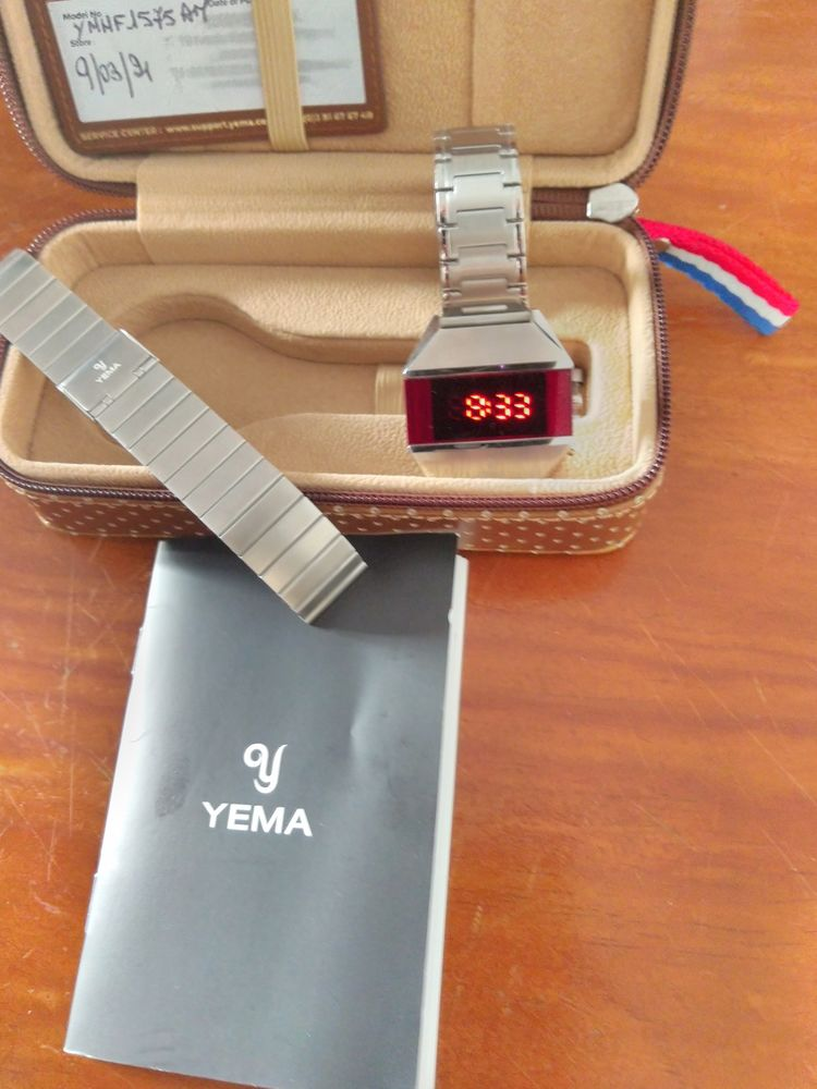 rare montre YEMA.. 200 Nîmes (30)