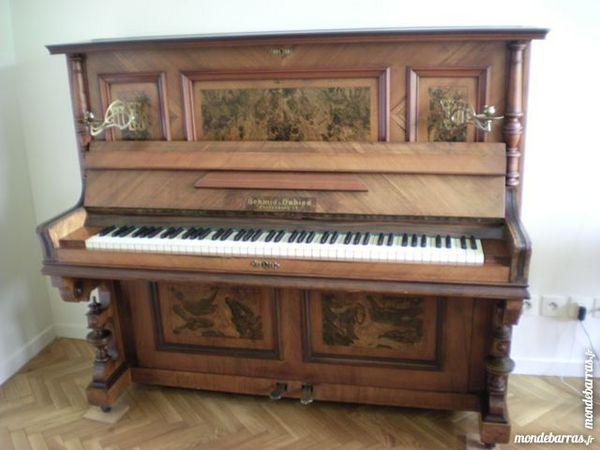 Rare piano ancien Schmid & Dubied - Strassburg 1 Neuilly-Plaisance (93)