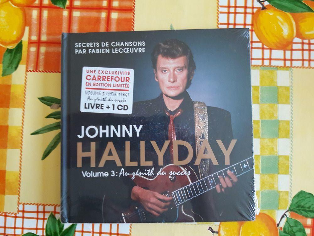 RARE VOL N°3 SECRETS de CHANSON  1976-1986 JOHNNY HALLYDAY 25 Rodez (12)