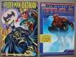 RARE Spider-Man and Batman signé Mark Bagley {Marvel 1995}