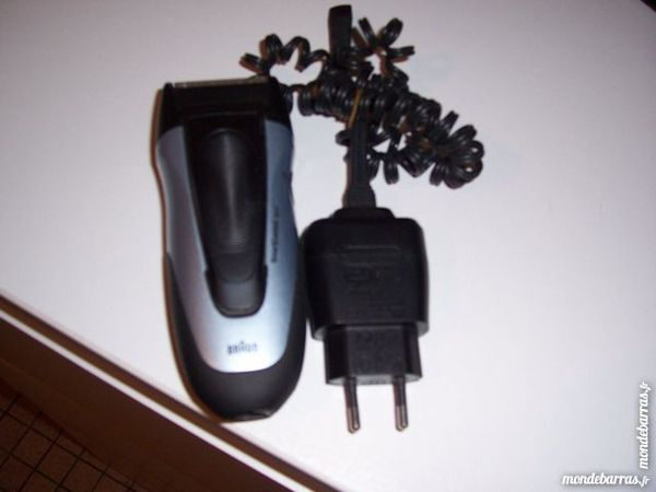 RASOIR ELECTRIQUE BRAUN SMART CONTROL SPORT  NEUF 30 Soullans (85)