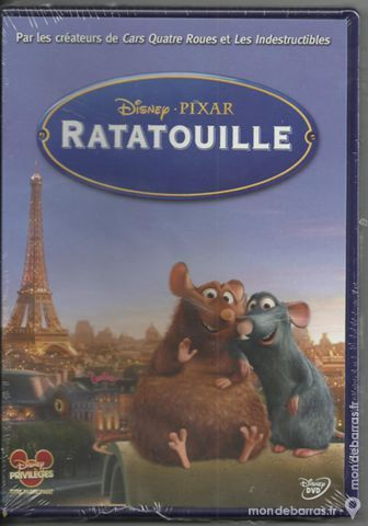 DVD RATATOUILLE 10 Saint-Denis-en-Val (45)