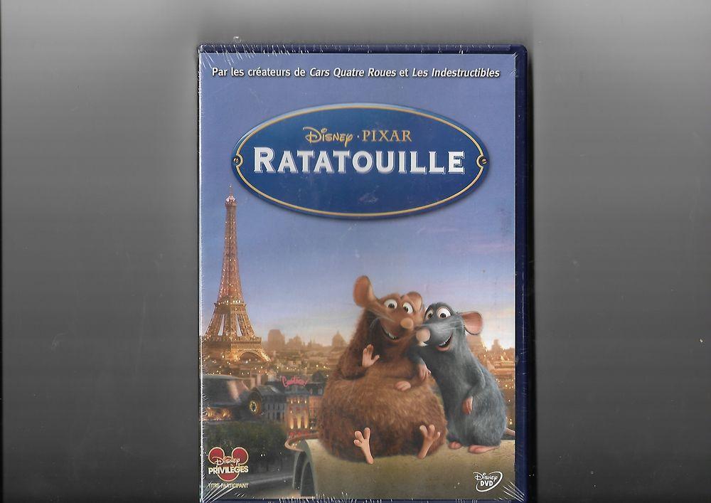 DVD RATATOUILLE 5 Saint-Denis-en-Val (45)
