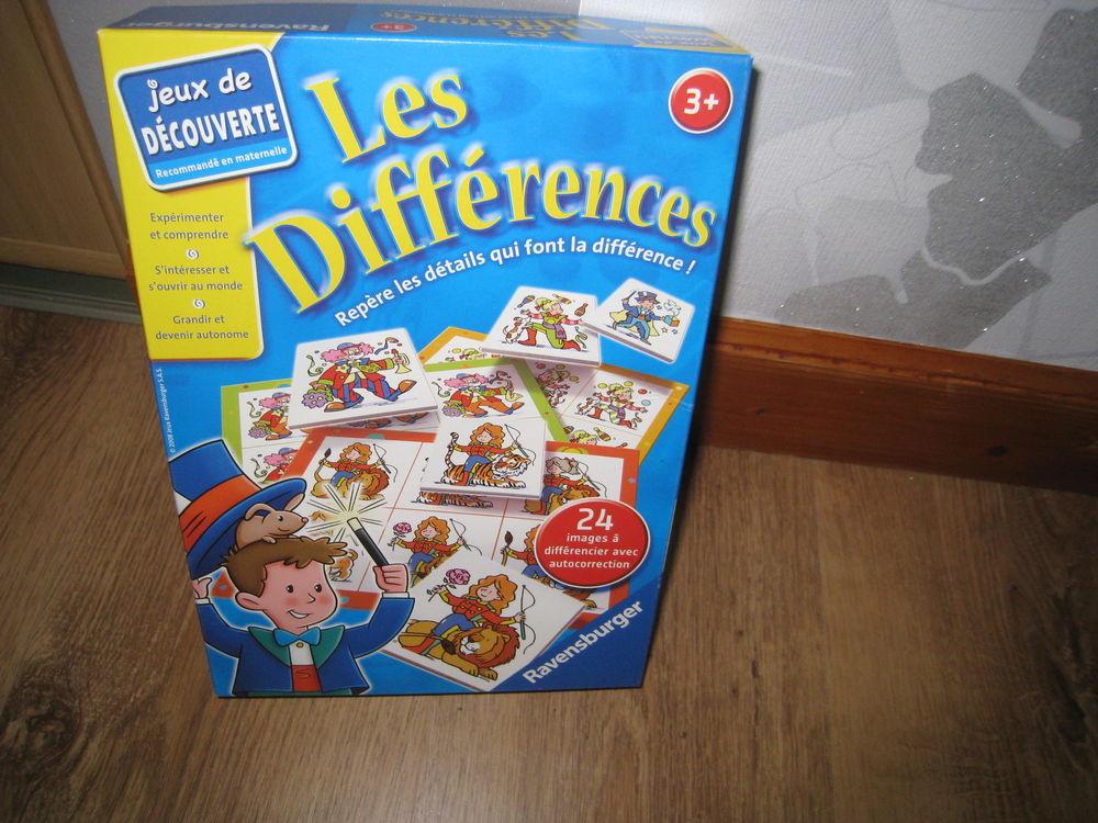 """JEU RAVENSBURGER """"LES DIFFERENCES"""" Jeux / jouets"""