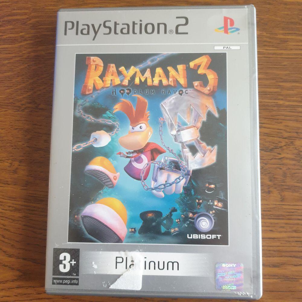 Rayman 3: Hoodlum Havoc (Platinum) sur PS2 5 Lunéville (54)