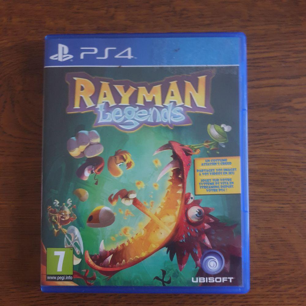 Rayman Legends sur PS4 15 Lunéville (54)