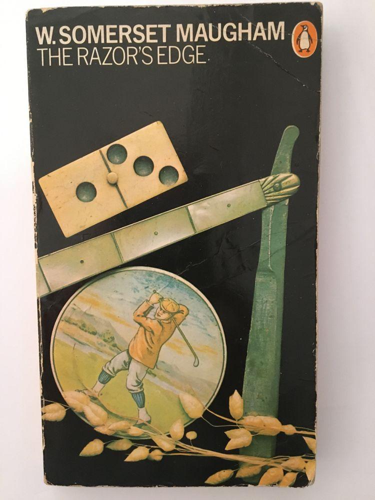 The Razor's Edge en anglais de Maugham W. Somerset 6 Paris 16 (75)
