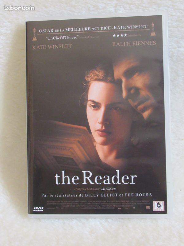 DVD  The Reader  de Stephen Daldry 3 Livry-Gargan (93)