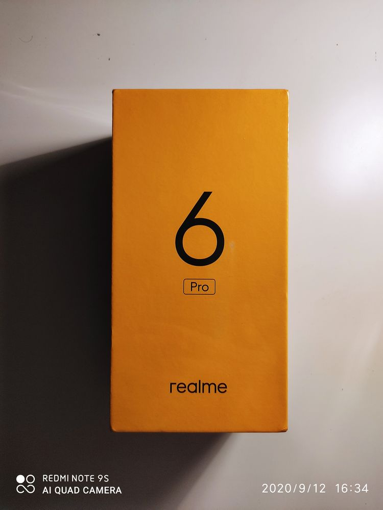 Realme 6 Pro 8Gb/128Gb 200 Paris 1 (75)