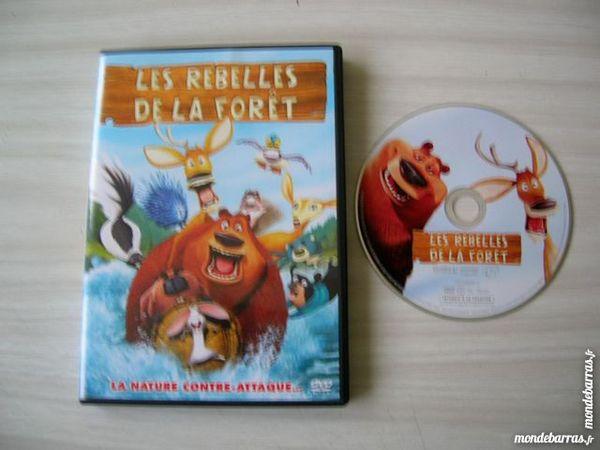 DVD LES REBELLES DE LA FORET 6 Nantes (44)