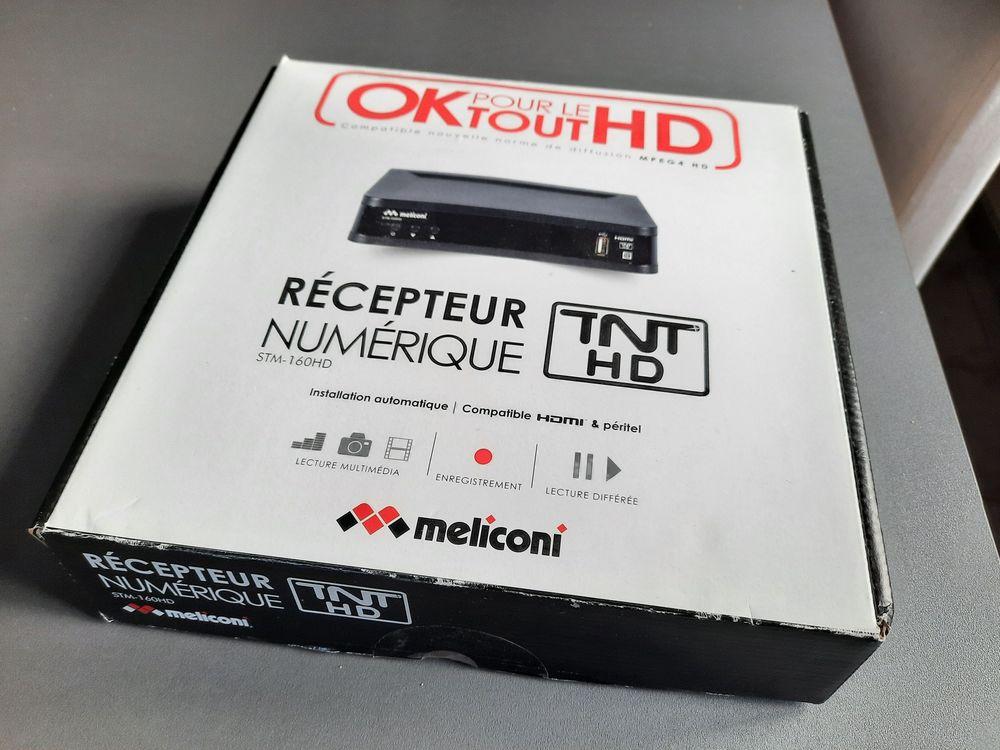 Récepteur numérique TNT HD   MELICONI  15 Saint-Sauveur-de-Puynormand (33)