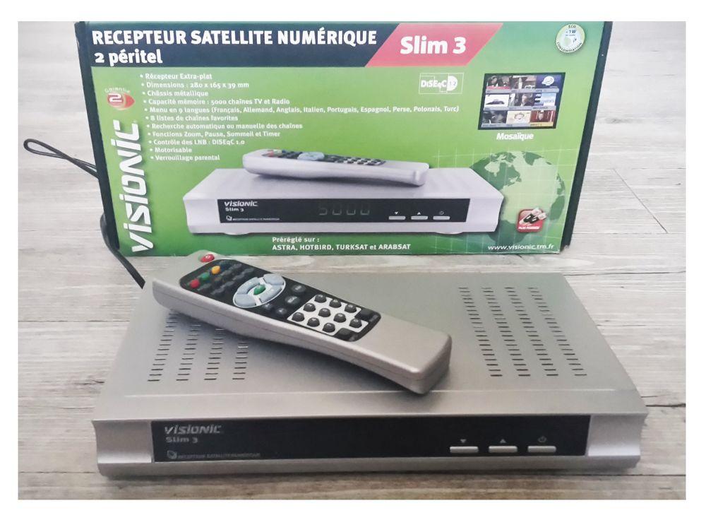Récepteur Satellite numérique VISIONIC  Neuf 30 euros 30 Annœullin (59)