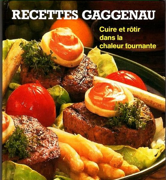 RECETTES GAGGENAU - CUISINE / prixportcompris 10 Reims (51)