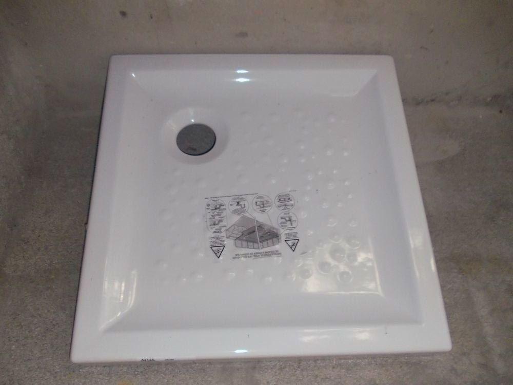 receveur de douche NEUF en céramique 70 Suresnes (92)