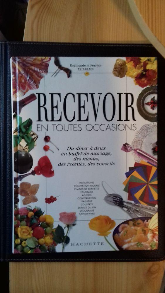 RECEVOIR EN TOUTES OCCASIONS - R. et P. charlon 0 Semoy (45)