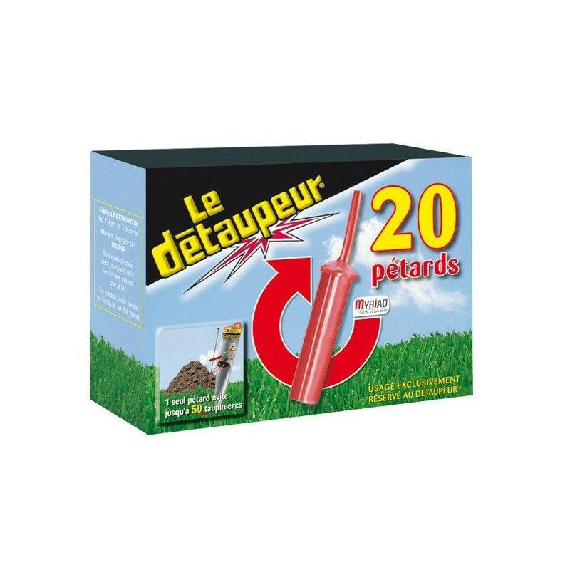 Lot de 20 recharges detaupeur ERADIC livraison par lettre suivie 38 Paris 1 (75)