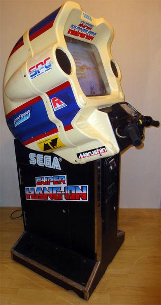 borne arcade moto occasion
