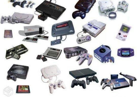 Recherche Jeux vidéo et jouets anciens Consoles et jeux vidéos
