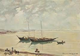 Recherche oeuvres du peintre Henri Mège 0 Grenoble (38)