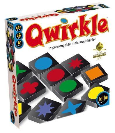 Recherche jeu de Société  Refléxion QWIRKLE                 10 Montpellier (34)