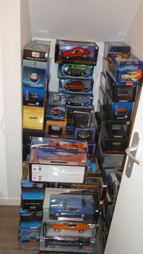 recherche lot de voiture miniature  15000 Maubeuge (59)