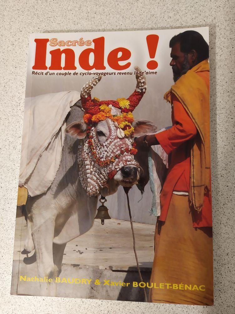 Récit de voyage en vélo en 2006 :  Sacré Inde  8 Tournefeuille (31)