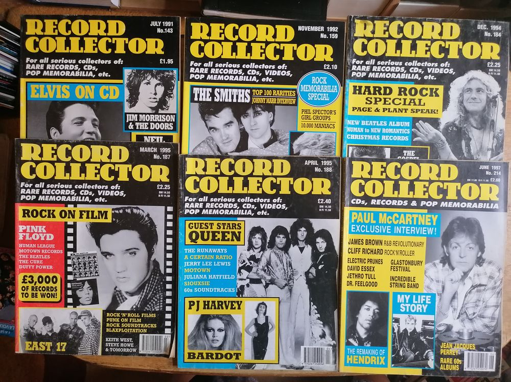 Lot Record Collector 150 Leers (59)