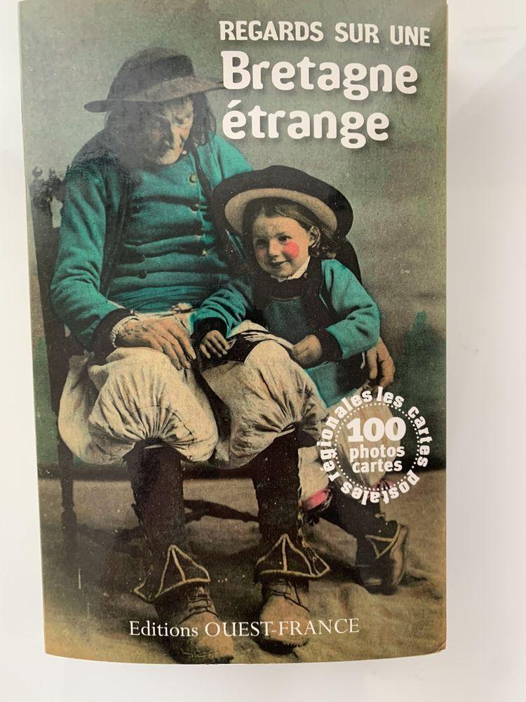 Recueil cartes postales sur la Bretagne étrange 24 Arcueil (94)