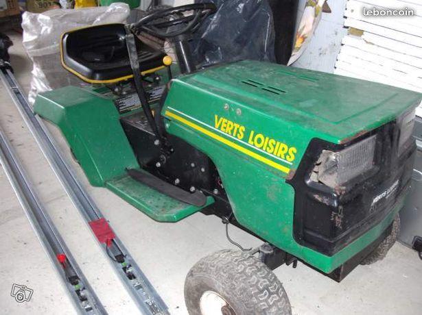 récupère tracteur tondeuse 0 Saint-Porquier (82)