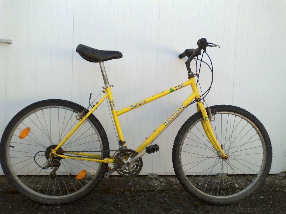 Récupère vélos HS 1 Challans (85)