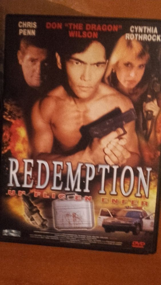 DVD Rédemption Heatseeker Meurtre sur commande 1 Rixheim (68)