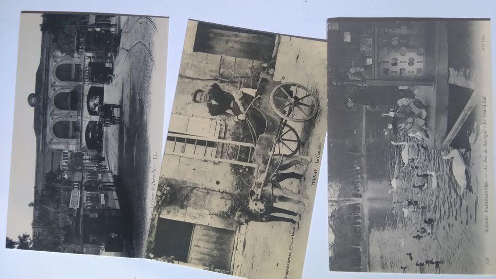 réédition de cartes postales anciennes  C'était la France  1 Baho (66)