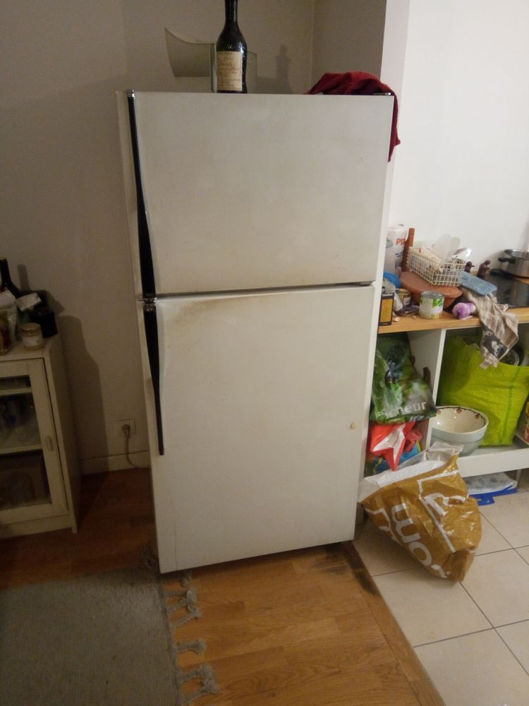 Réfrigérateur allemand RCA robuste Electroménager