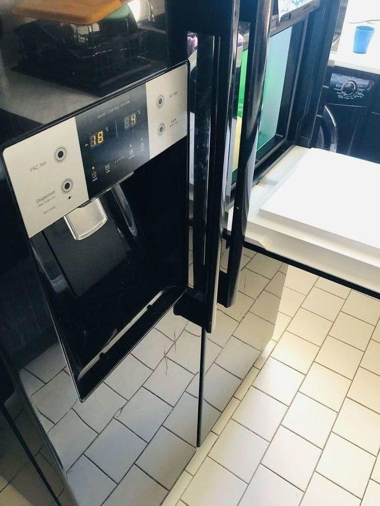 Réfrigérateur Américain Daewoo noir 250 Annemasse (74)