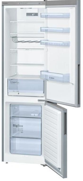 Réfrigérateur Combiné Bosch KGV39VL31S - 344 litres Classe A 320 Montmorency (95)