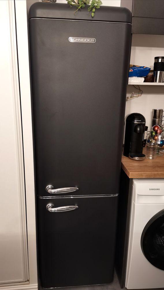 Réfrigérateur combiné Schneider type Smeg 580 Alfortville (94)
