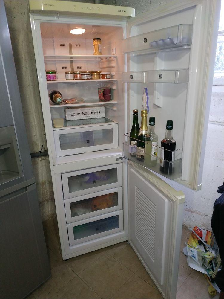 Refrigerateur congelateur samsung 0 Chelles (77)