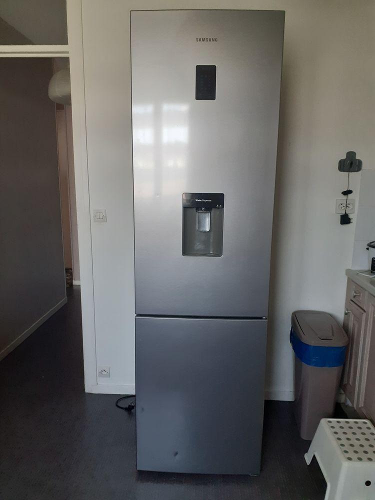 Refrigerateur congélateur samsung Combiné 360L, Occasion Electroménager