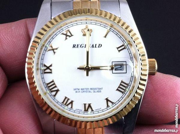 REGINALD CRYSTAL montre homme REG0006 95 Metz (57)