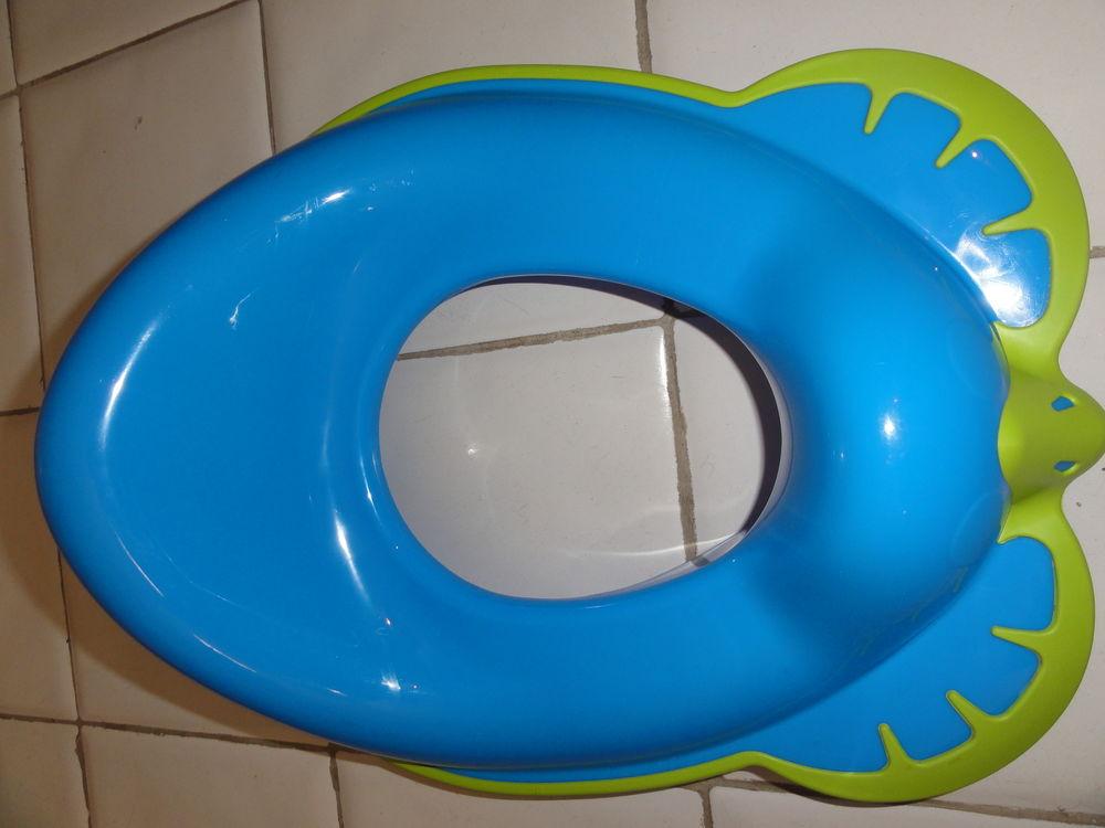Réhausseur/réducteur/adaptateur de toilettes pour enfant 4 Saint-Paterne (72)