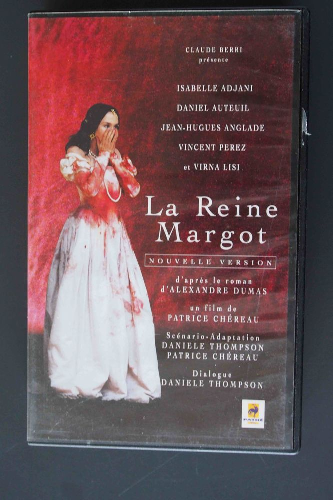 La reine Margot - Patrice Chéreau 3 Rennes (35)