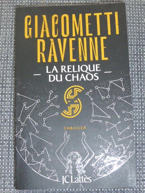 La relique du chaos Giacometti Ravenne 5 Rueil-Malmaison (92)