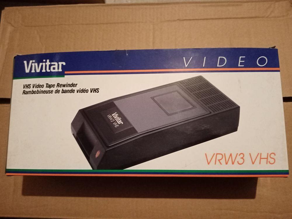 rembobineuse VHS 20 Eaubonne (95)