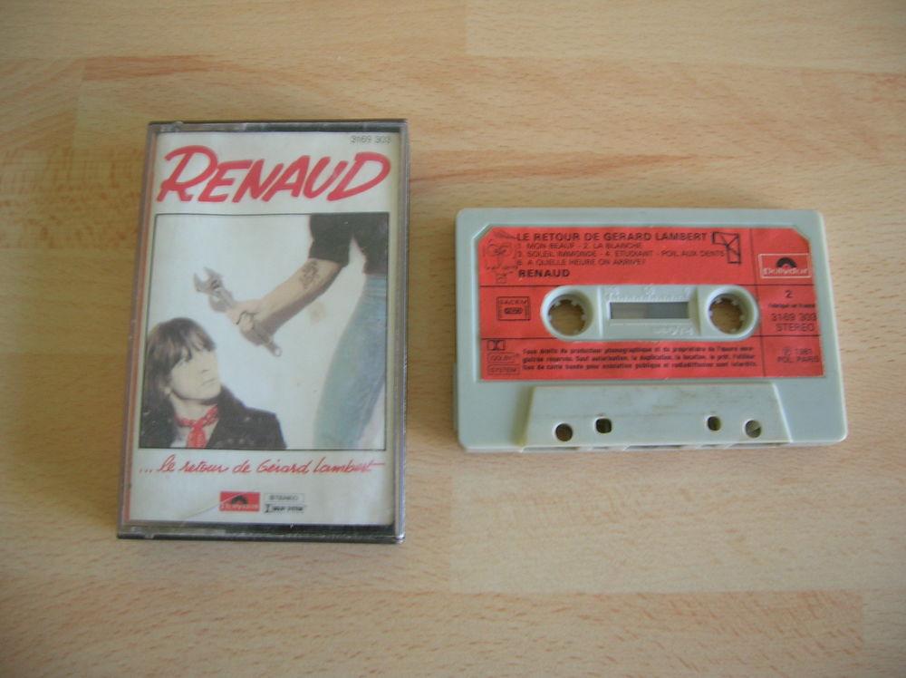 RENAUD Le retour de Gérard Lambert CD et vinyles