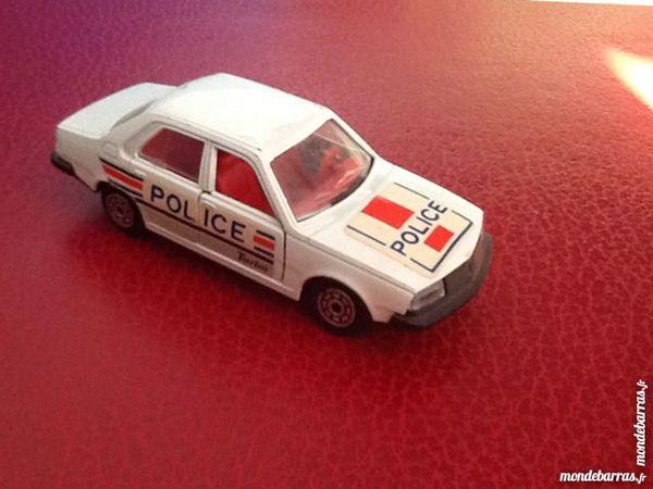 Renault 18TL Norev 1/43 police «Jet car» 15 Étampes (91)