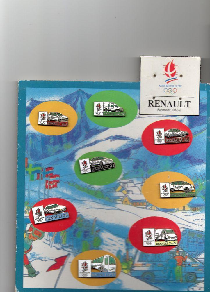 PIN.S RENAULT J.O 1992 9 Nohic (82)