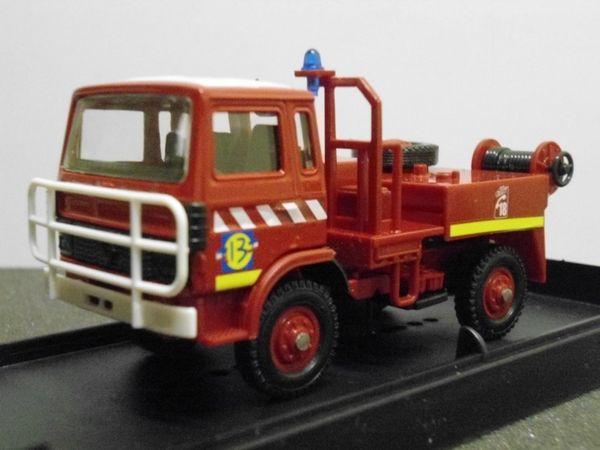 Renault TRM 75130 feux de forêts Pompiers 25 Follainville-Dennemont (78)