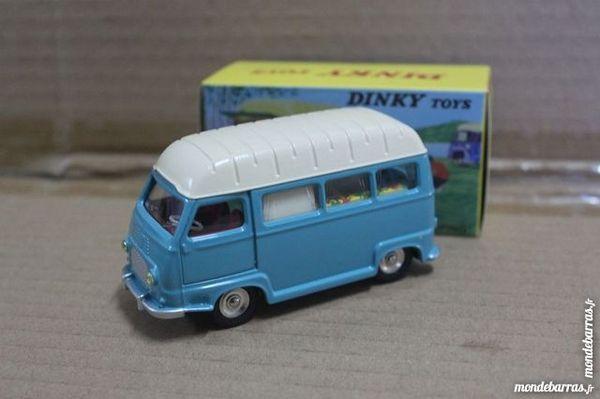 Renault Estafette Camping DinkyToys 565 Atlas Neuf Jeux / jouets