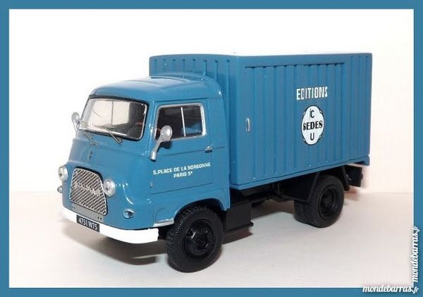 Renault Estafette Sinpar Porte Container 1/43 Neuf Jeux / jouets